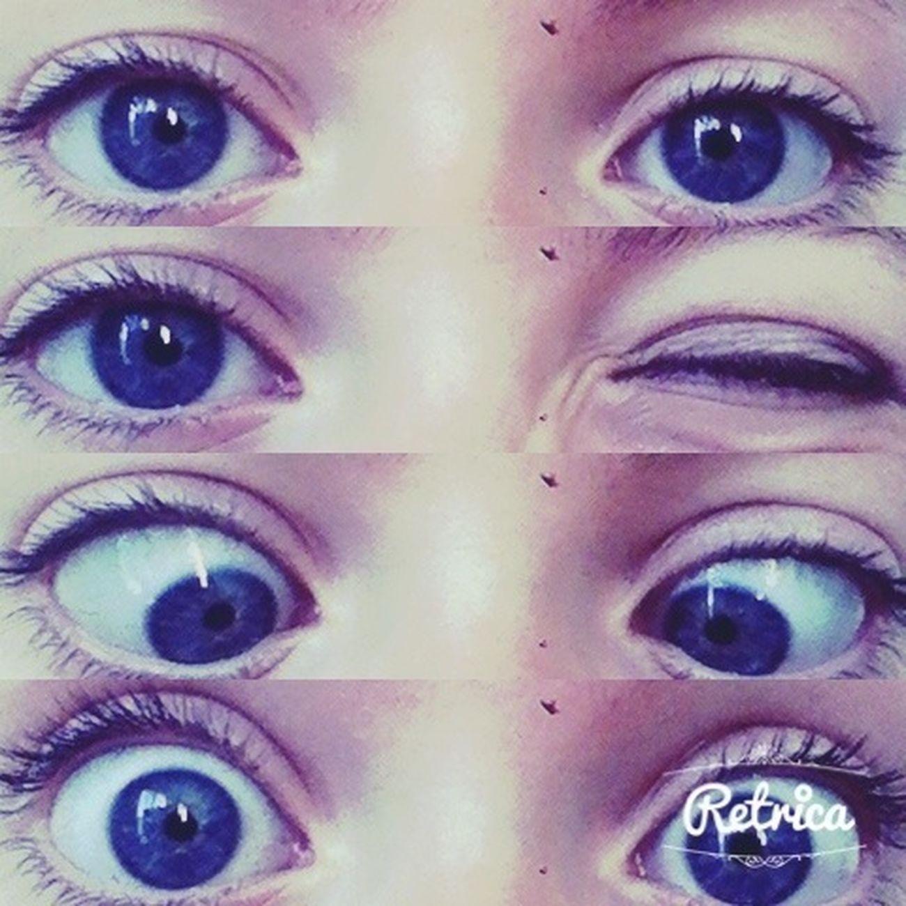 Blue. ♥