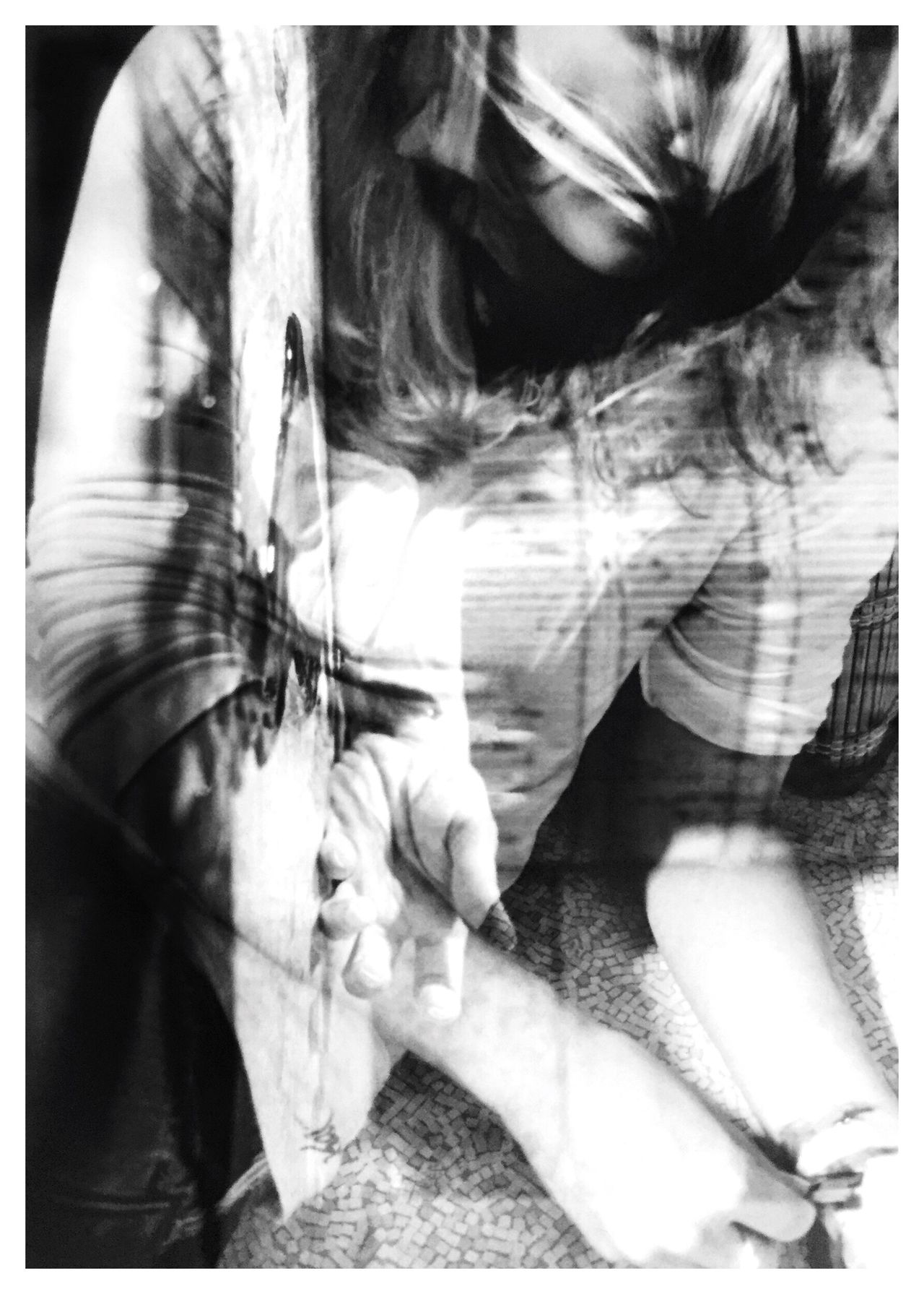 too deep. Conceptual Photography  Sandwiched Negatives Film Photography Double Exposure Conceptual Image Conceptual Self Portrait Contrast Story Photography Blackandwhitephotography Cutting Suicide Razorblade Wrist Cutting B&W_collection Inspired By Cindy Sherman Self Harm Mutilation Suicidal Slit Wrists Blood Bleeding Blood Loss Kodak TMax 100 Filmphotography Canon_photos