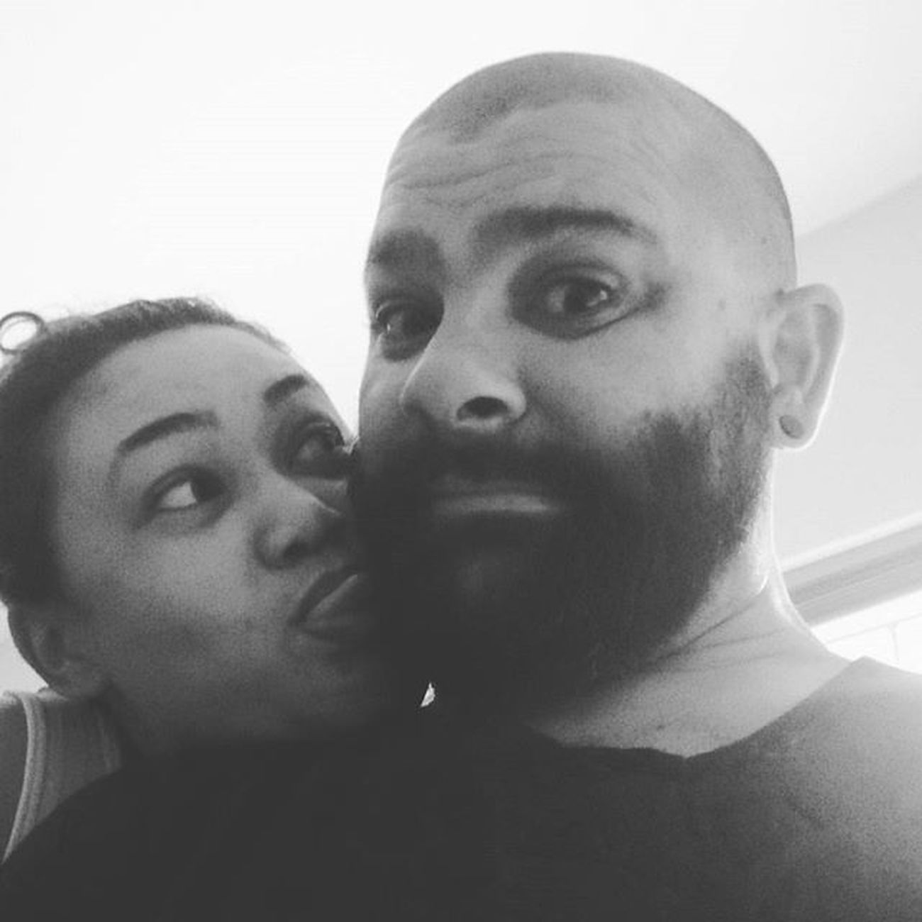 My OneAndOnly Beautiful Shaxcy Wife Pogonophilenation Beardlover Beardgang Beardnation Beardappreciation Beardlife Crazy Selfie Beardporn