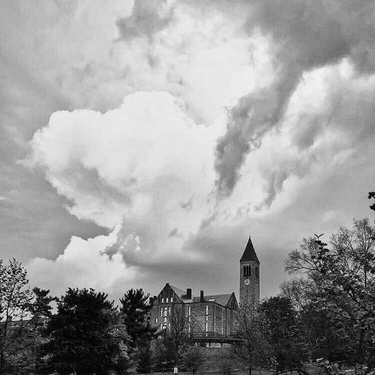 Cornell University Architecture Architecture_bw Nature Clouds Rain EyeEm Nature Lover Urban Landscape IPhoneography Beautiful Nature Cornell University