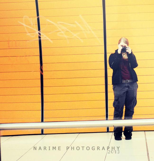 Me Narime Marienplatz Portrait