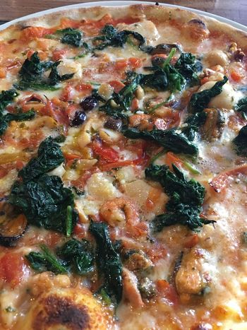 Food And Drink Food Freshness Ready-to-eat Close-up No People Serving Size Indoors  Healthy Eating Backgrounds Day Pizza Marinara
