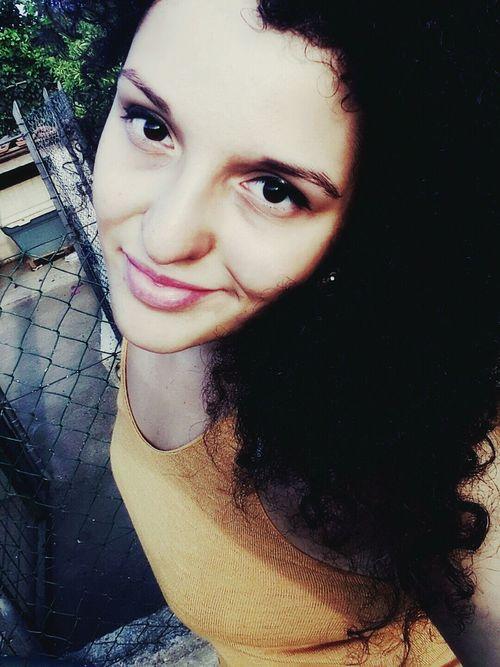 Buonasera☺ EyeEm Hello Friends Ciao A Tutti Taking Photo Selfie Sole...☀