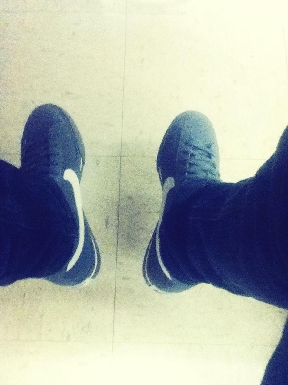 Nikes On My Feet ;)