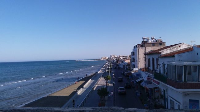 Larnaka Cyprus beachlife