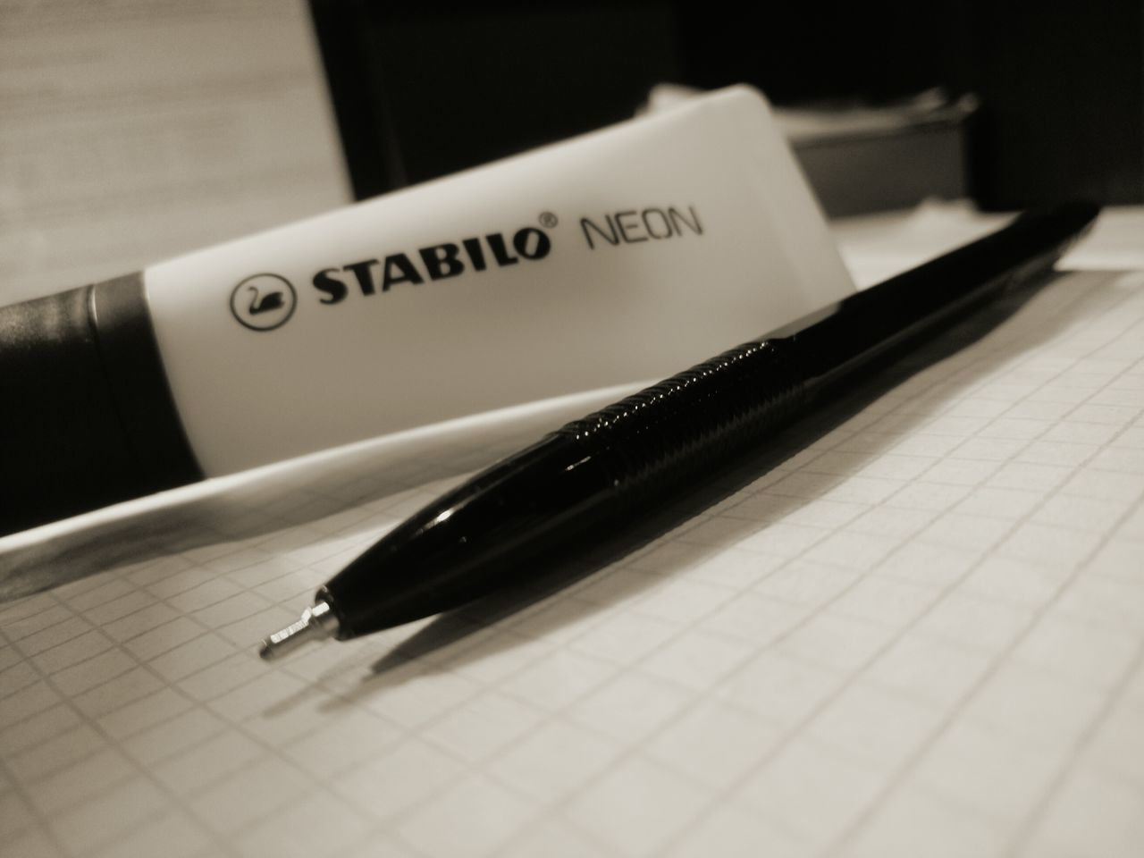 Black White Timetostudy Study Work Pen Write