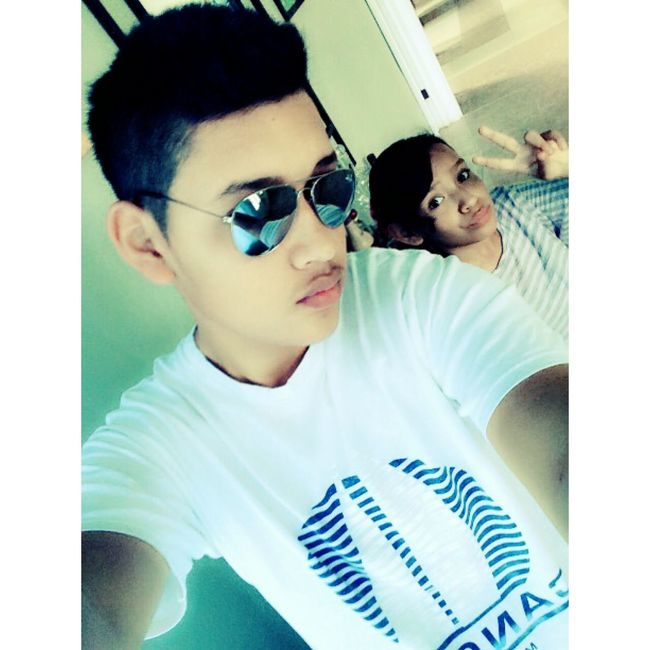 Check This Out That's Me Handsome Boy Handsome😍 Today's Hot Look Selfie ✌ WilverGomez Followme Hipster Glasses Hot