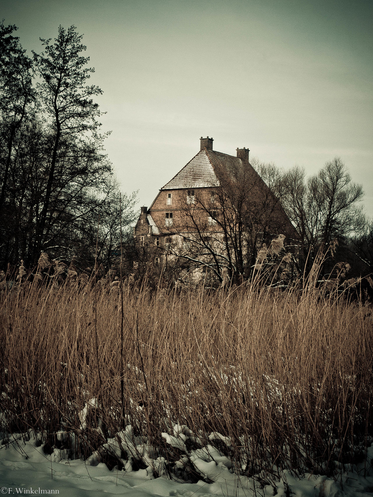 Old Buildings Old House Old Architecture Kolvenburg Billerbeck Architecture Architecture_collection