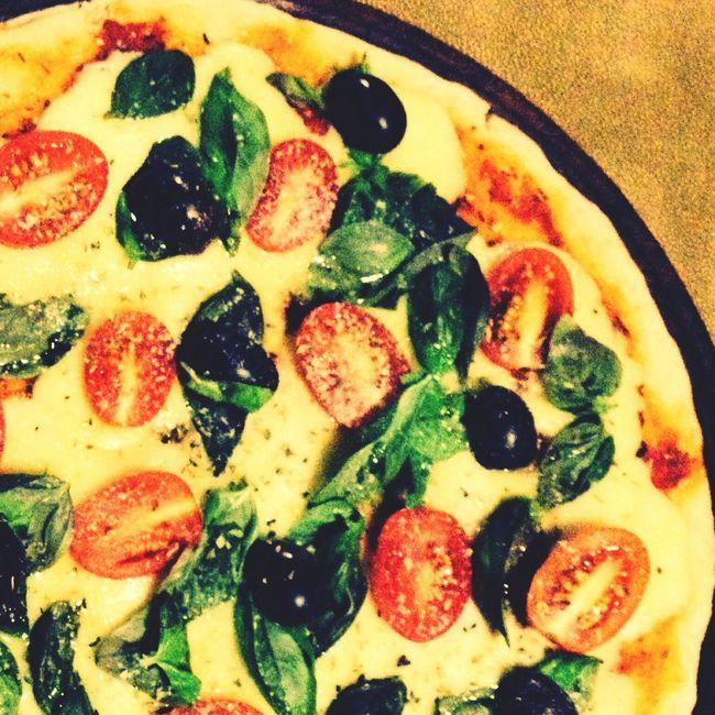 Pizza Taking Photos Enjoying Life Food