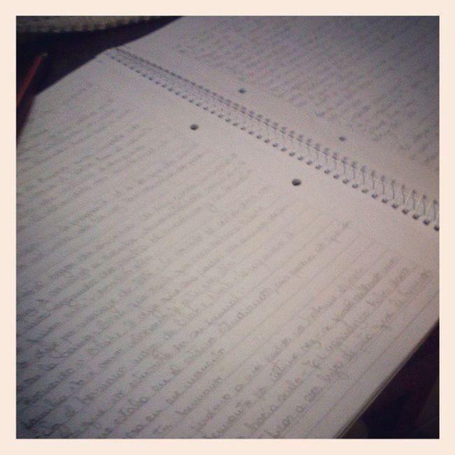 Amo estar inspirada y escribir como una loca AmoEscribir