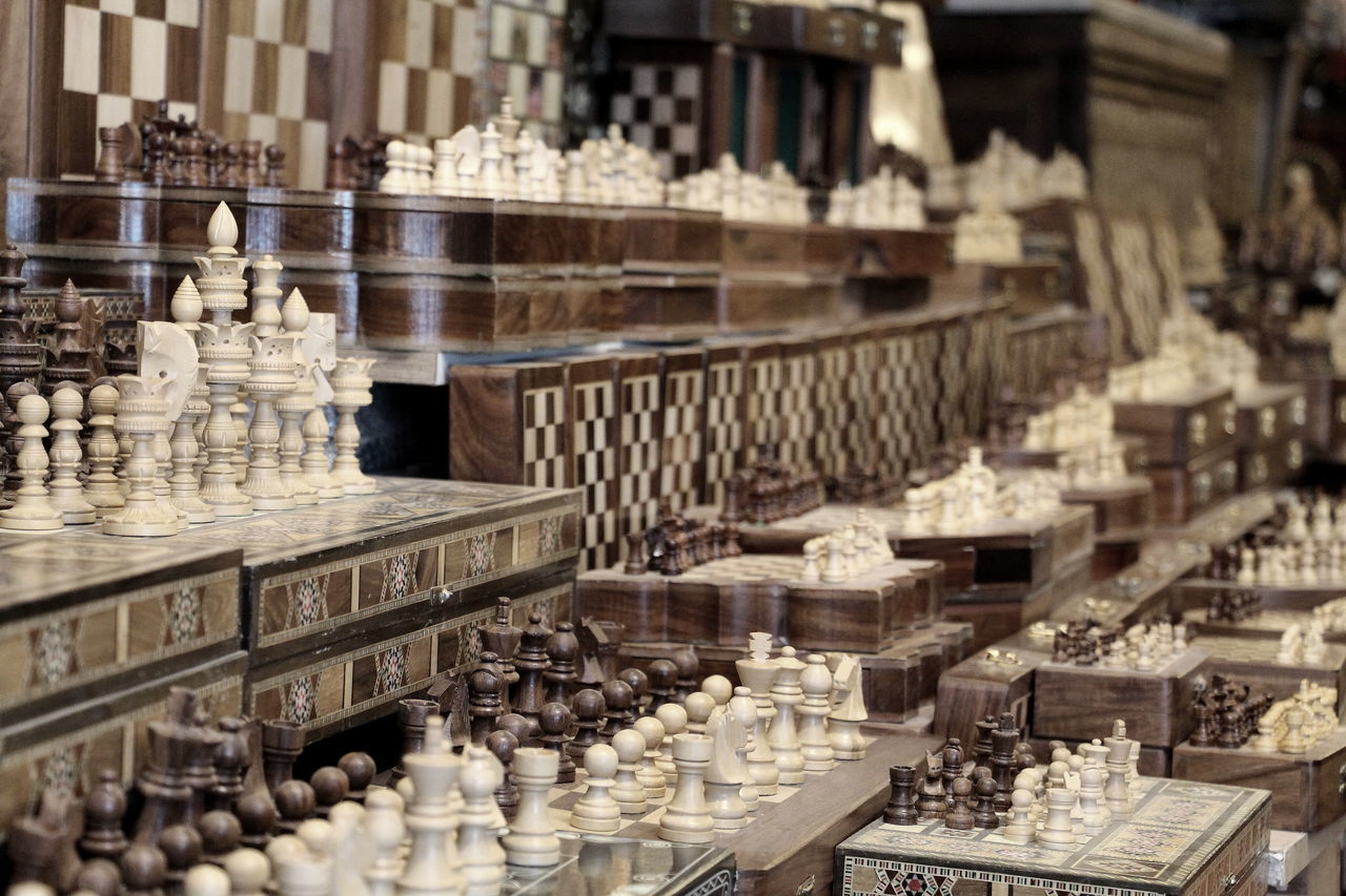 Chess Game Table Game Sell Intelligence Strategic Jerusalem Israel Lieblingsteil