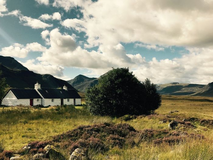 West Highland Way Cloud - Sky Mountain Country House Outdoors