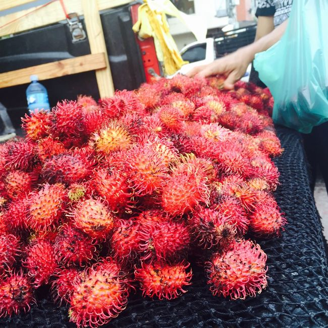 Panama. Freshness Abundance Lychees Panamá Baecation ShotOniPhone6 Fruit Food Buylocal Openmarket