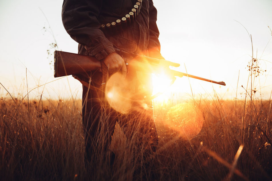Beautiful stock photos of hunting, 54-59 Years, Accuracy, Adventure, Danger