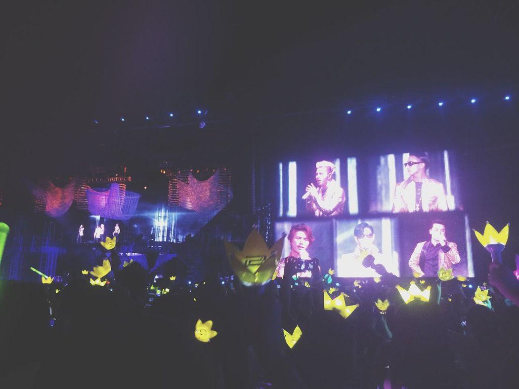 Fans Bigbang Yg Family Vip