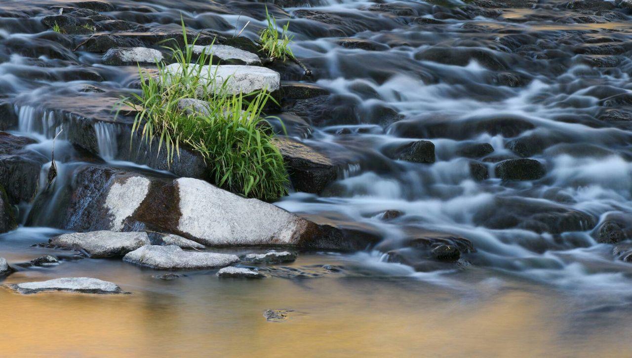 Weir in Bautzen Nature Natur Landscape Landschaft Sachsen Germany Deutschland Bautzen River Fluss Long Exposure Longexposure Langzeitbelichtung Langzeitaufnahme Water Reflection Reflections Réflexion