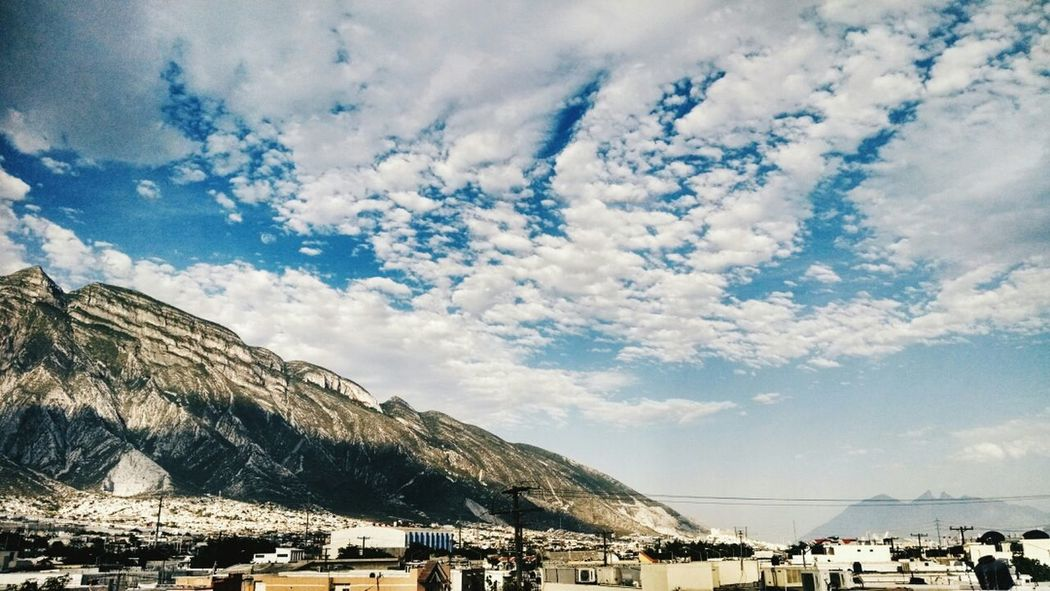 Instagram: hangingoutt Landscape Clouds Sky Mountain