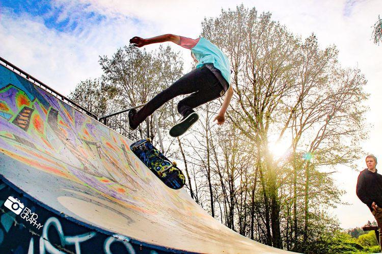 TreFlip Miniramp Skateboardingisfun Skatelife Youth Culture Photography EyeEmNewHere