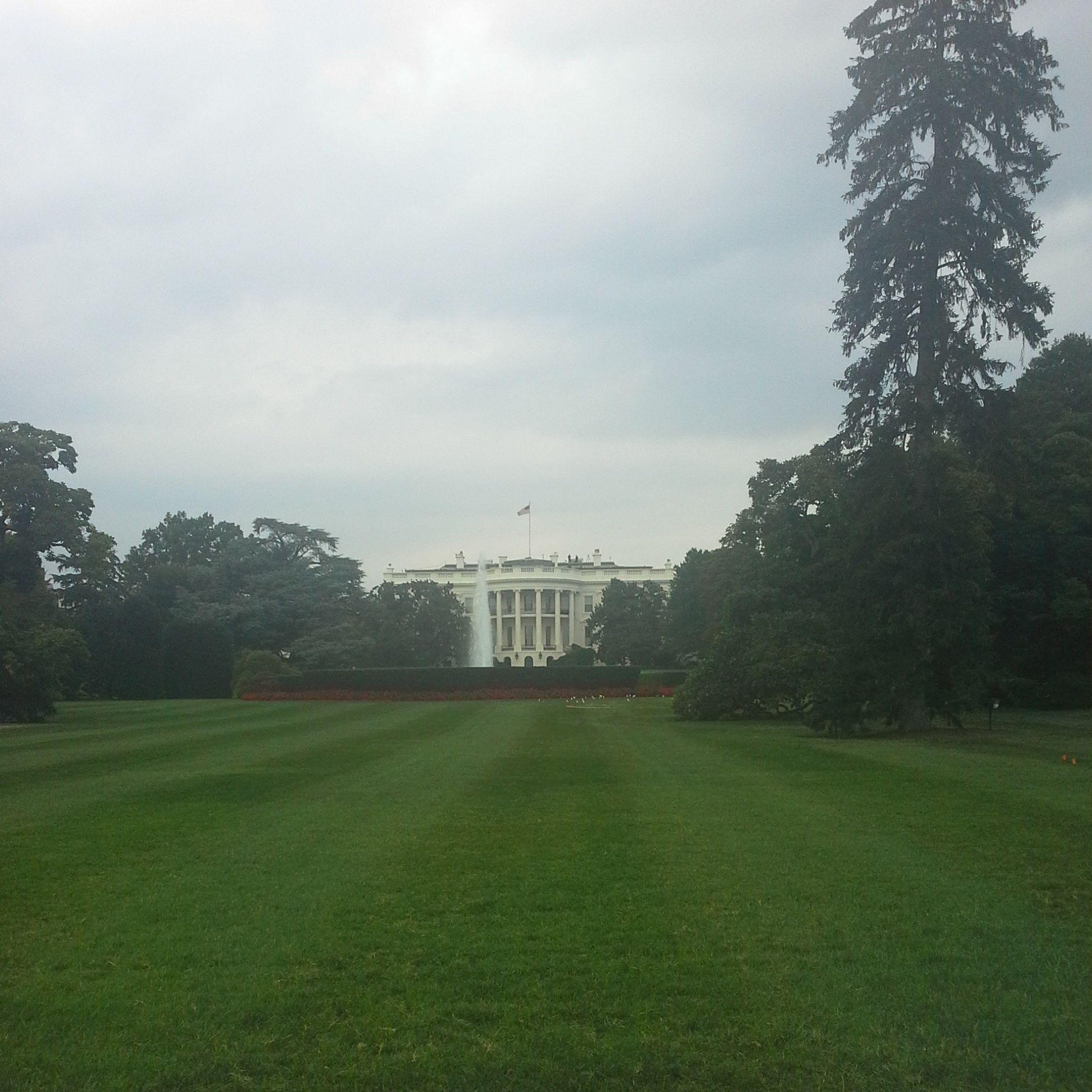 The White House Taking Photos Hello World Hanging Out Enjoying Life