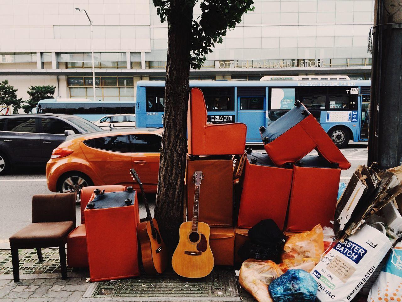 Beautiful stock photos of guitar, Abandoned, Bus, Car, Chair