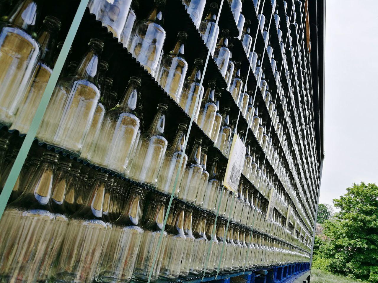 Bottles !!!! Glass Trucks