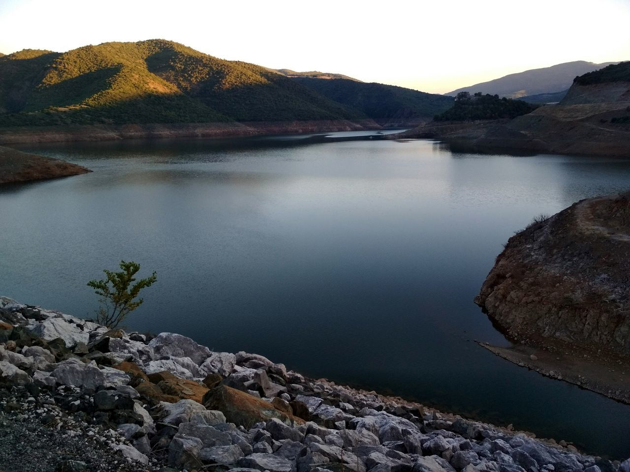 Lake Reflection Water Nature Mountain Beauty In Nature Outdoors GREECE ♥♥ Smokovo Lost In The Landscape Perspectives On Nature