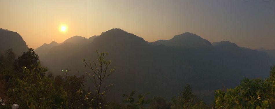 Mountains Landscape_photography Landscape Doi Luang, Chiang Dao Chiang Dao Chiang Mai | Thailand Doi Sunset Mountain