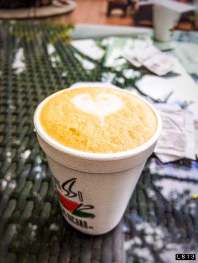 Café con amor Coffee - Drink Coffee Cup Bistro Love ♥