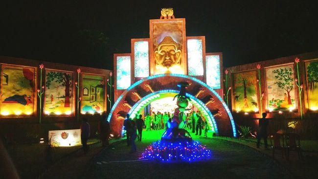 Durgapujo Saltlakecity Kolkata Kolkatacity Durgapuja HappyDurgaPuja DurgaPooja Goddes Navratri2k15