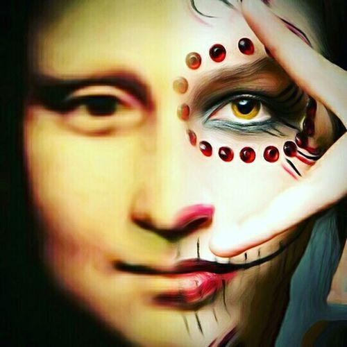 Photoshop Gioconda Monalisa_gallary