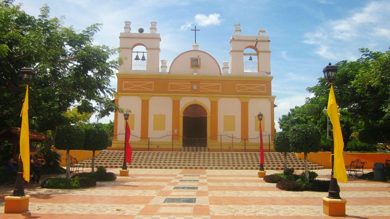 Catholic Church Nagarote Nicaragua Eyem Nicaragua Eyeme Nicaragua Church