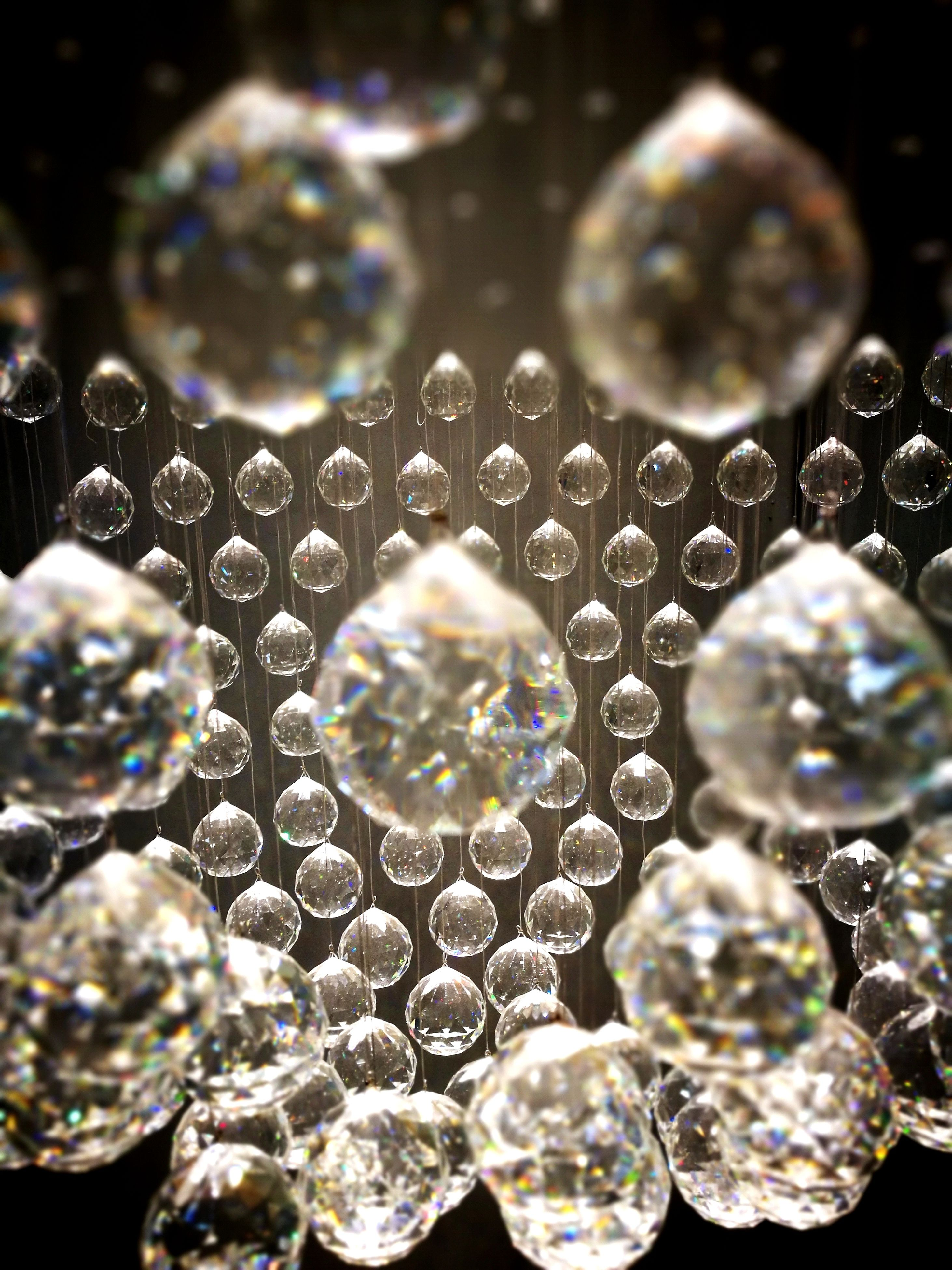 luxury, wealth, shiny, elegance, crystal, jewelry, gemstone, full frame, large group of objects, no people, backgrounds, group of objects, precious gem, close-up, indoors, day
