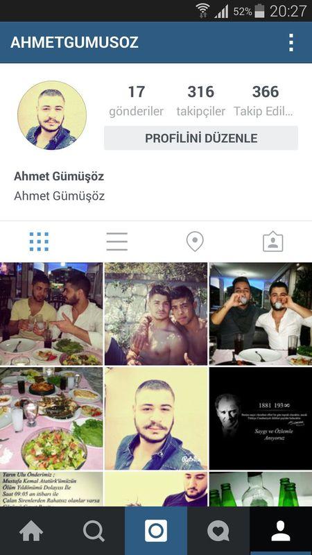 Instagram Takip Ekleyin Bekliyorum ??????☺☺