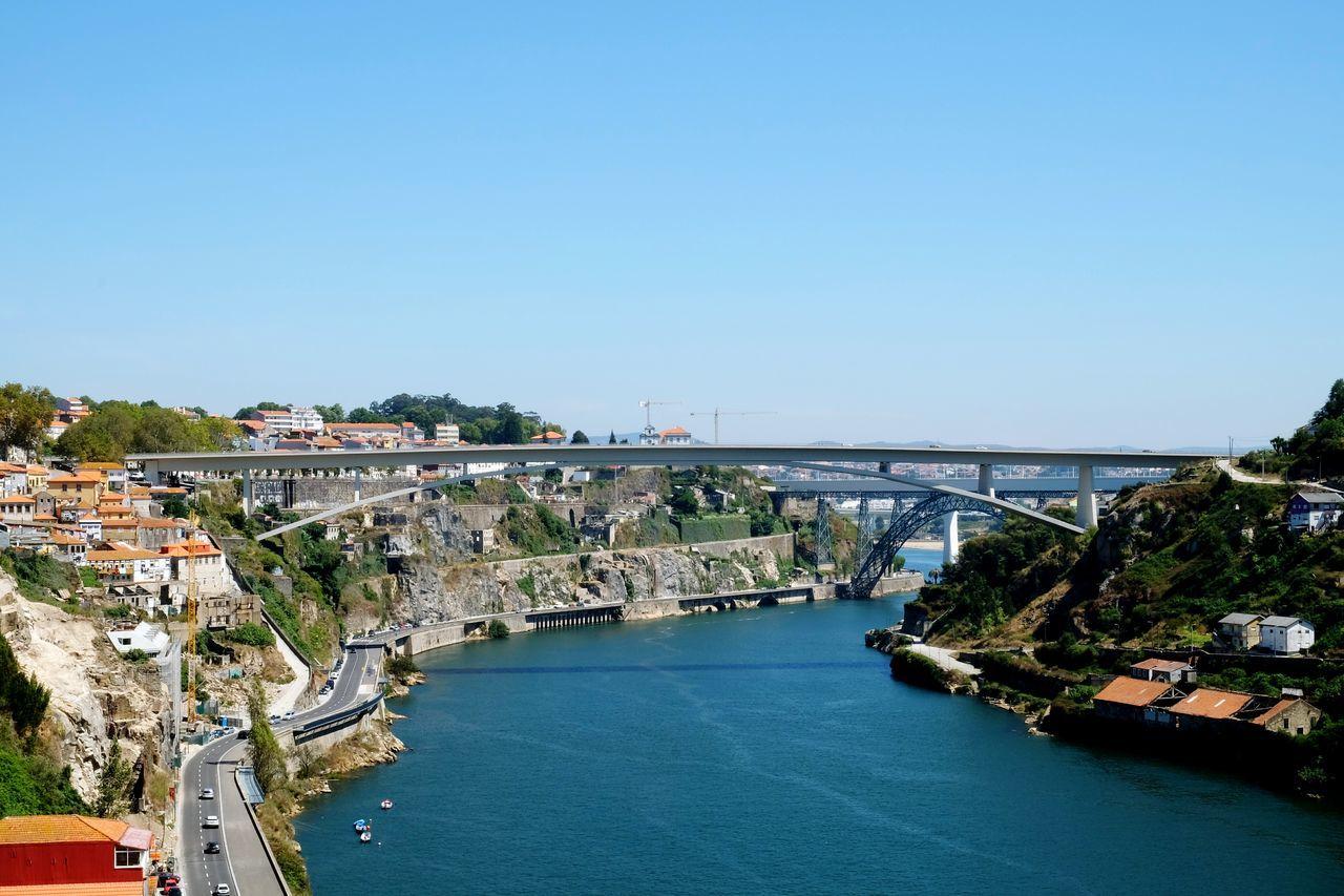 Beautiful stock photos of bridge, Architecture, Blue, Bridge, Bridge - Man Made Structure