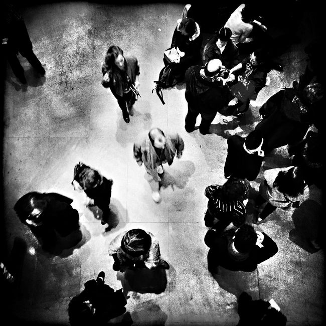 Blackandwhite IPhoneography NEM Submissions NYC