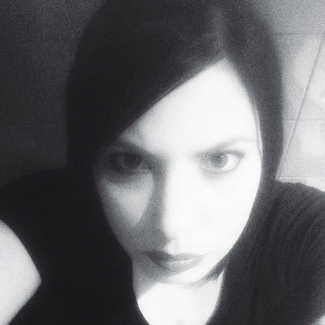 Monday mood MemyselfandI NEM Self Vampires And Werewolves Darkness Bnw Black & White Blackandwhite Monday OpenEdit Dark Portrait