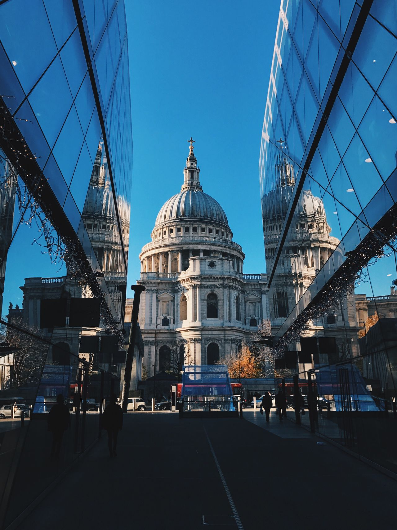 || St - Paul's Cathedral || Dome Architecture Building Exterior City Travel Destinations Travel Tourism Built Structure Day Sky London Hipster