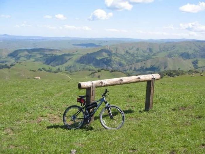 Rest A While Bike Mission Peak Fremont California San Francisco Bay Area On Your Bike
