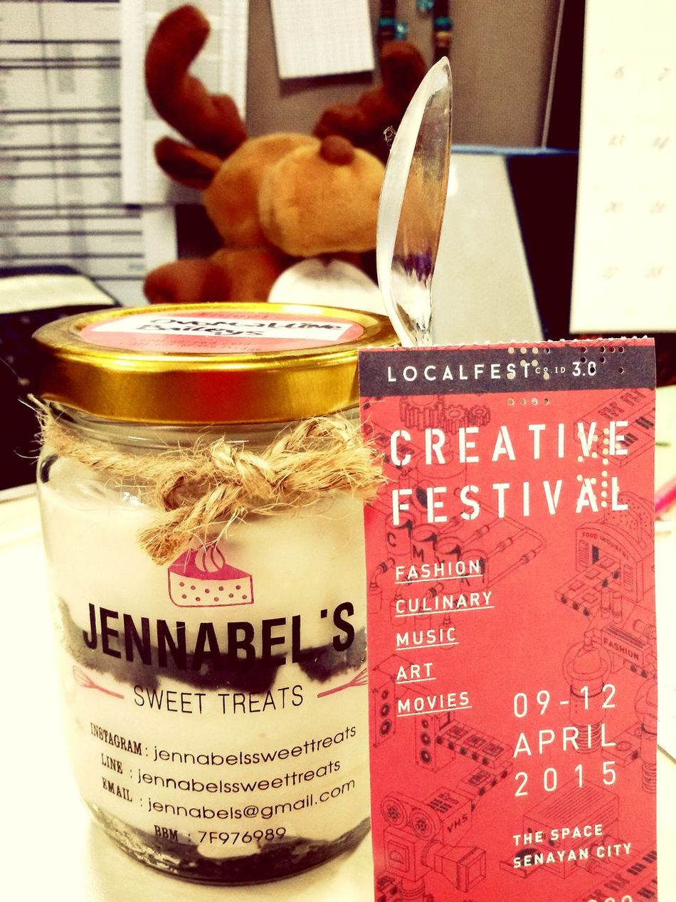 Lunch Break Food♡ Local Festival