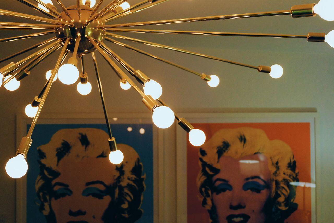 Mod Pod 43 Golden Moments Light Gold Interior Design Vintage