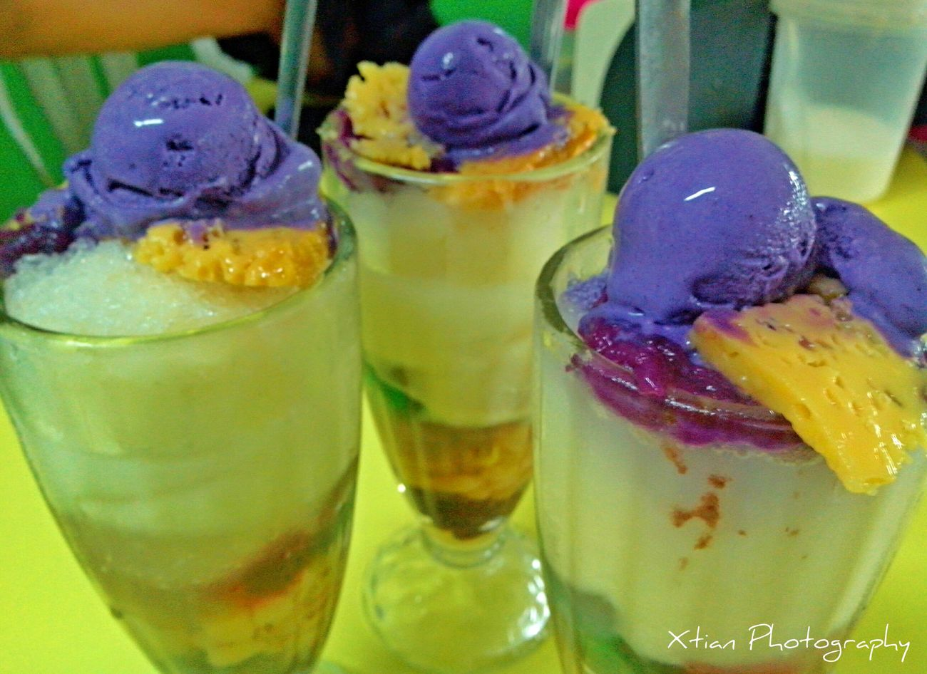 Halo halo together Eyeem Philippines Mobilephotography Food Photography Taking Photos