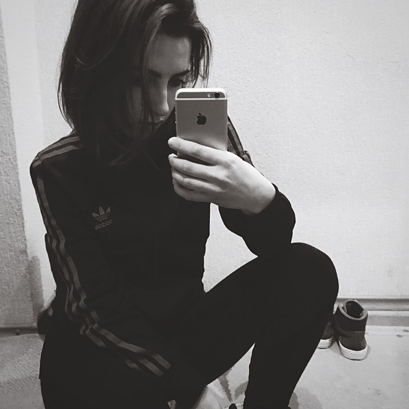 My life be like Selfie Lifestyles Women Young Adult Young Women Girl Ukraine One Person Adidas Adult Beautiful Casual Clothing Casual Photography Themes Photographing Taking