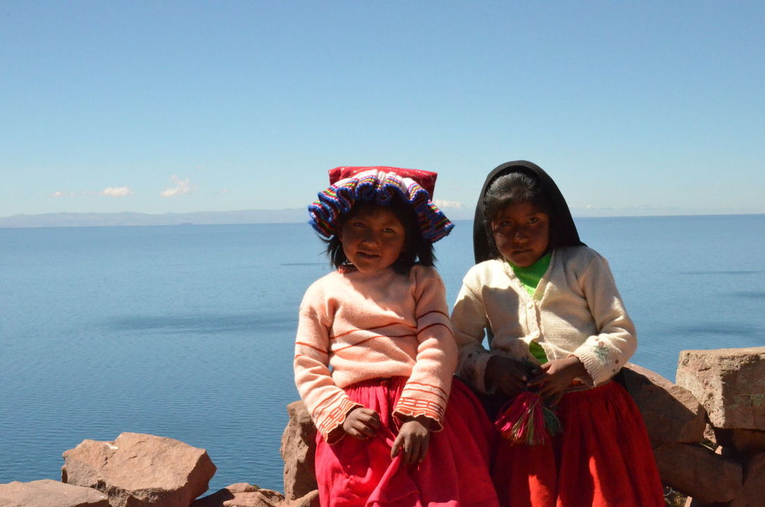 Childhood Discovering New Cultures EyeEm Diversity Magic Moments ... Magnificent View Peru Portrait Titicaca Lake Travelling Around The World The Portraitist - 2017 EyeEm Awards