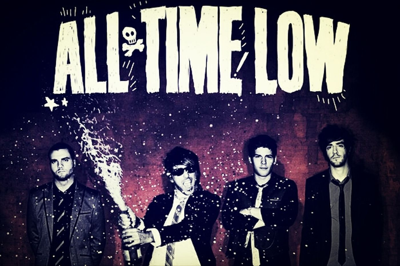 Alltimelow All Time Low Jack Barakat Alex Gaskarth