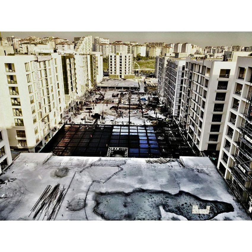Emre betonarmeye karsi Instadaily Instadesign şantiye  Architecture 15112014