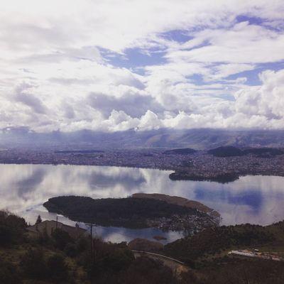 Lake of Ioannina.