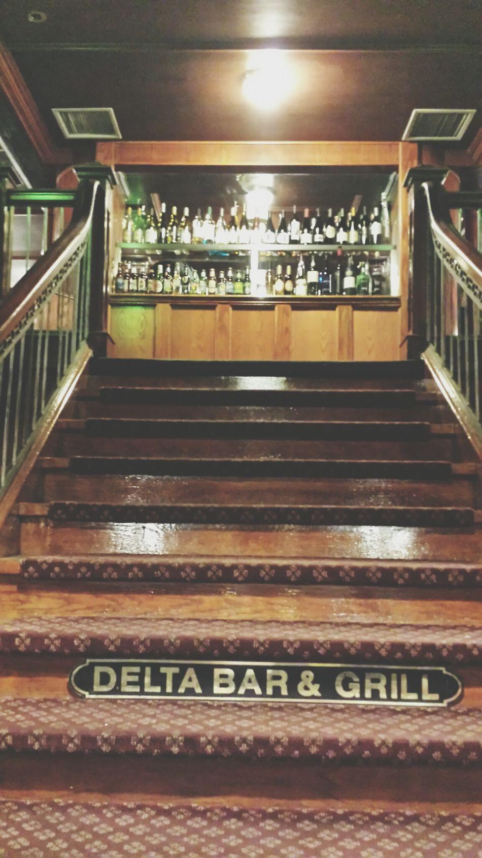 Ferryboat Upstairs Bar Booze Cruise!