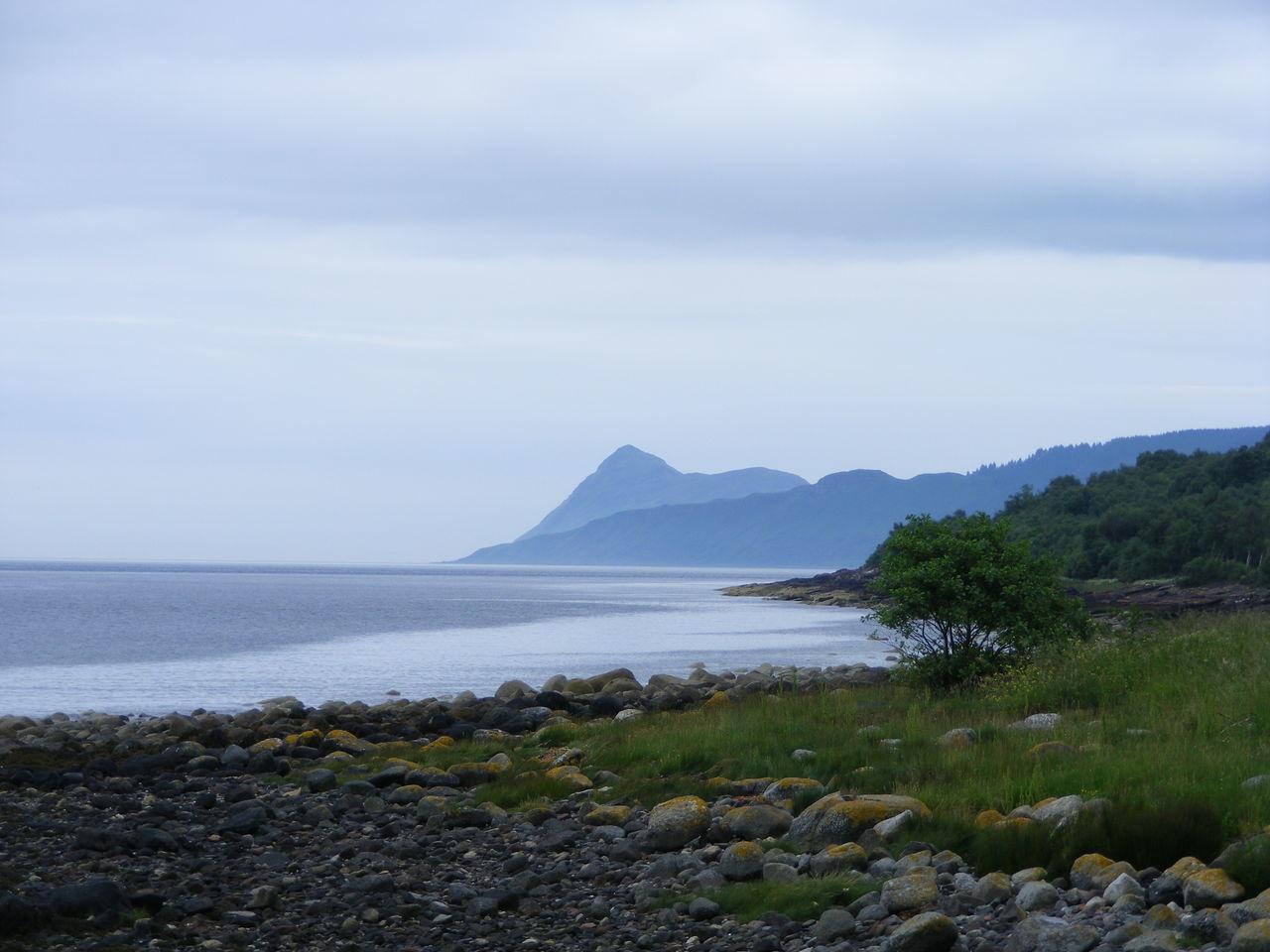 Arran  Beauty In Nature Coastline Idyllic Isle Of Arran  Nature Scenics Scotland Sky Stones Tranquil Scene Tranquility