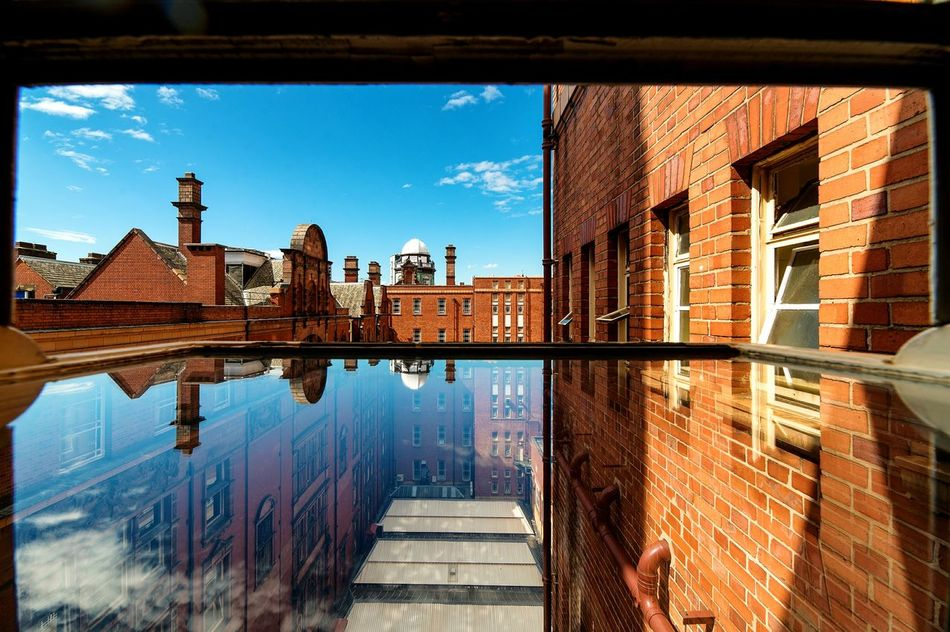 Beautiful stock photos of roof, Architecture, Blue, Brick Wall, Building Exterior