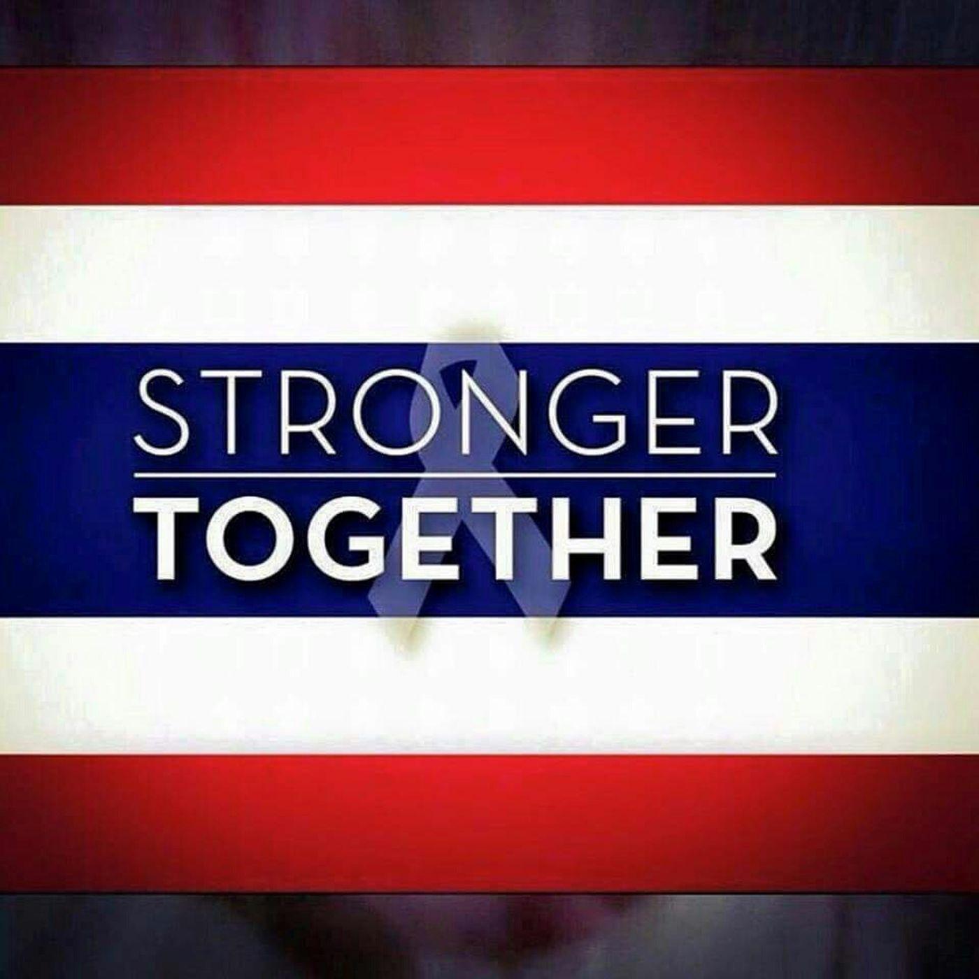 Strongerther Staystrongthailand Prayforbangkok Prayforthailand Rip